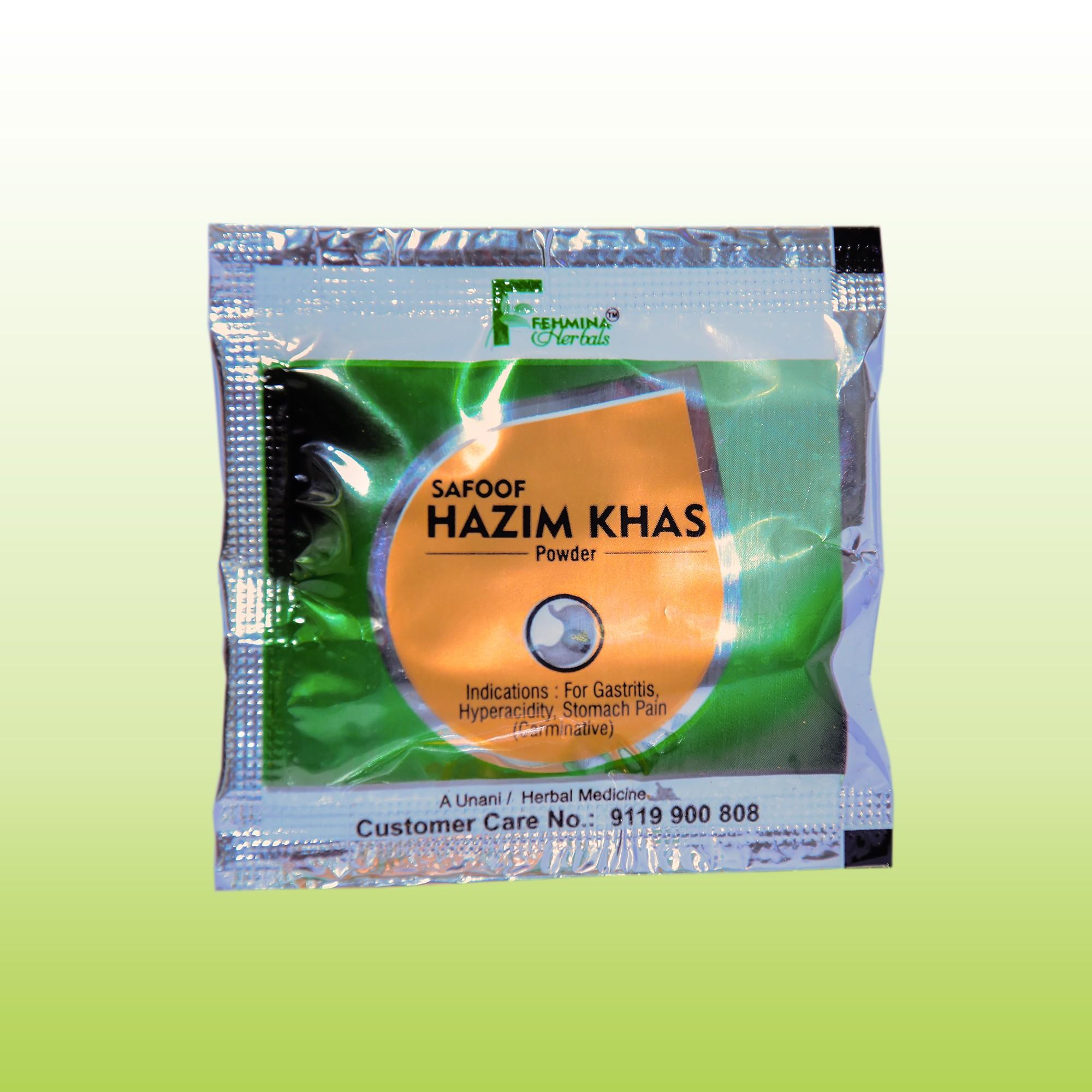 Safoof Hazim Khas